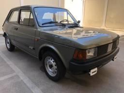 Fiat 147 c toda original. placa preta. lindaaaa - 1986
