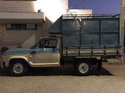 Vendo d10 a diesel com a gaiola 1984 - 1984