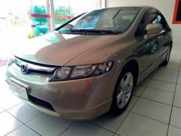 Civic Lxs 1.8 Manual Completo (Gasolina/GNV) - 2007
