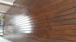 Pintura de Decks e pergolados em geral