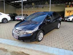 Honda City LX 1.5 Aut 2013 - 2013