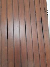10 portas de madeira maciça