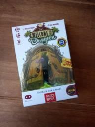 Jogo de Tabuleiro - Welcome to the Dungeon