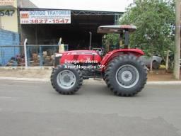 Trator Massey Ferguson 4307 4x4 Ano 2020 zero km,sem uso !!