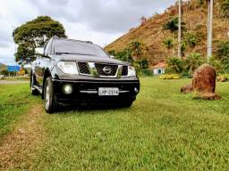 Frontier Diesel automática 4x4 nova d+