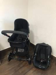 Carrinho de bebê com cadeirinha Safety First 1