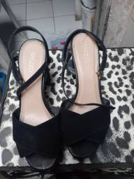 Sandália salto alto AREZZO