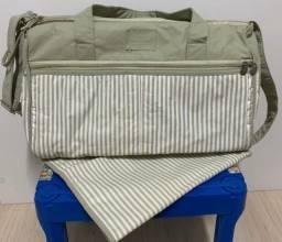 Dmv - bolsa de maternidade grande, impermeavel, com trocador