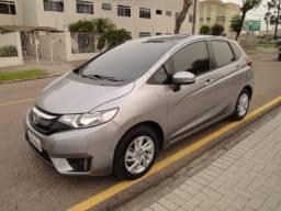 Honda Fit Lx 2015 automático 58.000 km