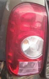 Lanterna Traseira Esquerda Original Duster 2011 A 2015