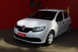 Vendo Renault Sandero Authentique 1.0 ent + 899,00 mês!!!!