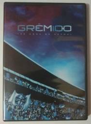 DVD Grêmio 10X0 Anos de Grenal