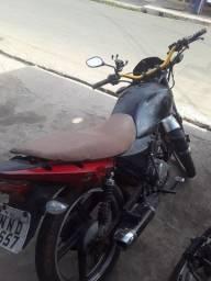 Vendo moto preparada