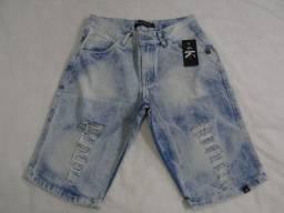 Shorts Jeans Masculino Kadex Store
