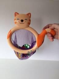 Pescaria de banho da gatinha Mimi - K's Kids - original