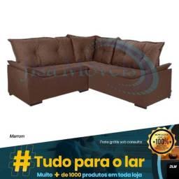 Sofá De Canto 9400