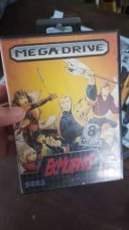 Jogos de Mega Drive Ex Mutants