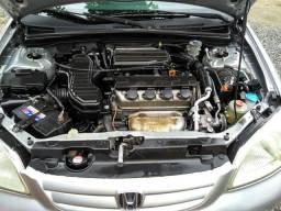 Honda Civic Ex 1.7 16v automático 2003