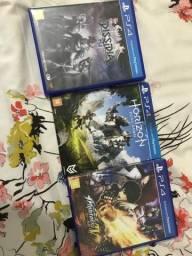 Jogos PS4 100$