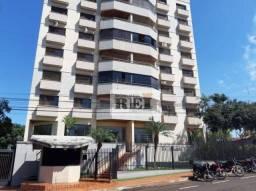 Apartamento com 3 dormitórios para alugar, 122 m² por R$ 1.200/mês - Vila Morais - Rio Ver