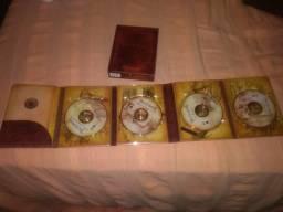 Senhor dos anéis versão estendida em DVD