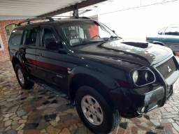 Pajero Sport HPE 2.5 4X4 Diesel AT. + Couro 2008