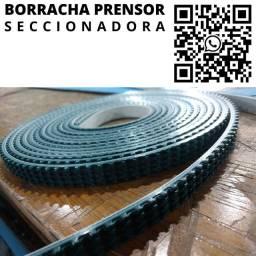 Borracha Prensor - Seccionadora Tecmatic