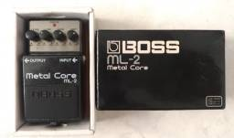 Pedal Boss Metal Core ML2 - Seminovo