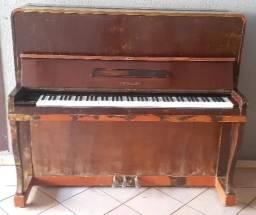 Piano Vertical Usado Otto Halben<br><br>