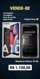 Celular Smartphone Samsung A10s