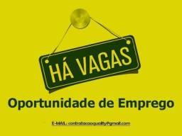 VAGA DE VENDEDOR