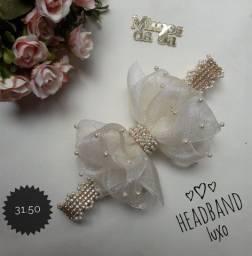 Headband luxo