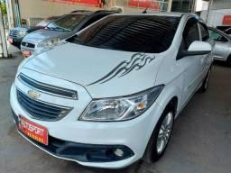 Oferta! Chevrolet Prisma LT 2013/13 Motor 1.0 Flex Completo