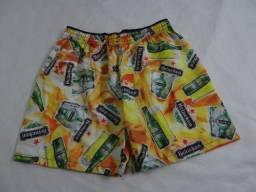 Shorts Moda Praia Masculino