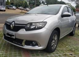 Vendo Renault Sandero Vibe 1.0 Prata
