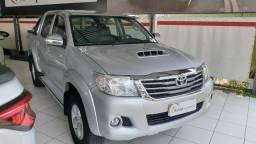 Toyota Hilux SRV 4x4 Diesel. Aut. 2014