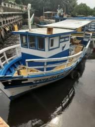 Barco de pesca - Autorização de passeio