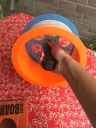 Carretilha para linha (plástico)GRANDE