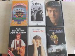 The Beatles - John Lennon e Paul McCartney VHS Originais Legendados!