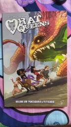 HQ Rat Queens 1 e 2