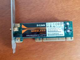 Adaptador wireless DWA-510