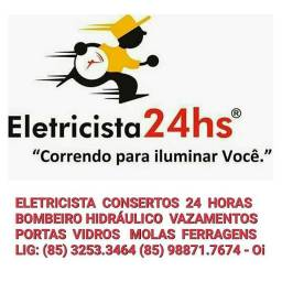 Max - Eletricista 24hs (85) 3253.3464