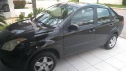 Vendo ou Troco Fiesta Sedan 1.6 Flex, 2008, Completo!