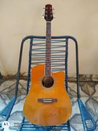 Vendo violão Condor folk elétrico
