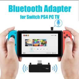 Tipo C transmissor Bluetooth V5.0