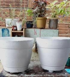 Vasos para plantas grandes