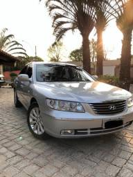 Hyundai Azera prata 2008/2009 3.3 v6