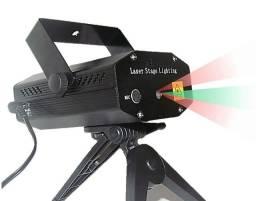 Mini Projetor Holográfico Com Efeitos Especiais ? Laser festas, bares, clubes, buffets