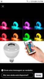 Vendo lâmpada músical
