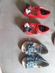 Vendo lote de sapatos!!